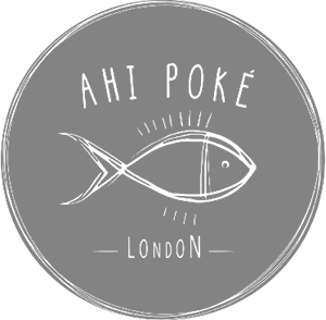 Ahi Poke London Logo